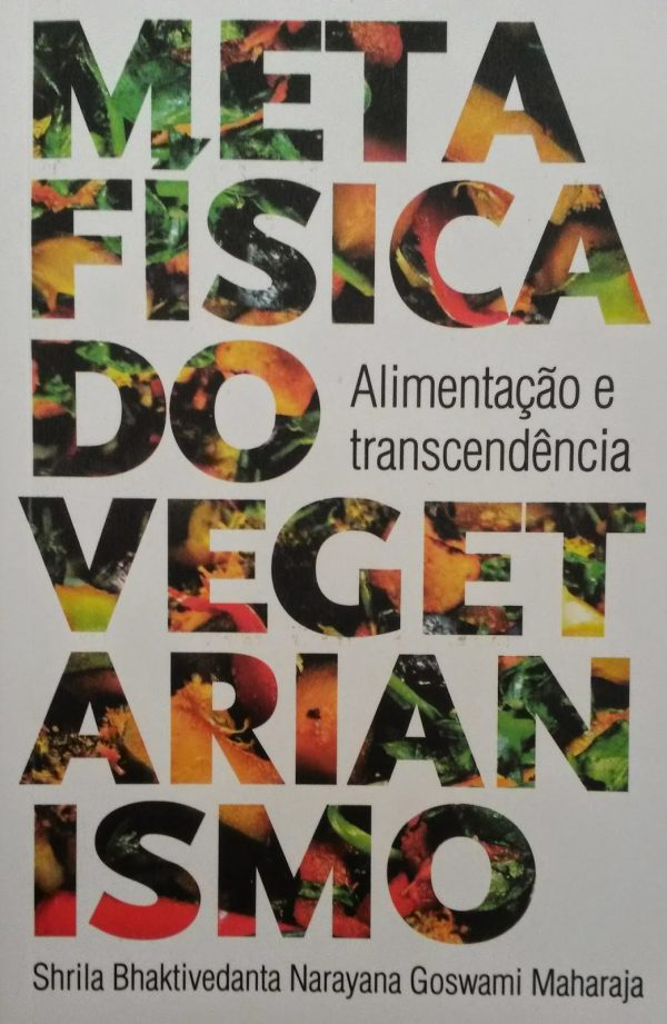 METAFISICA DO VEGETARIANISMO